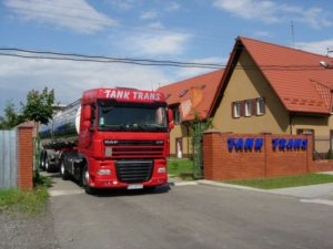 """Tank TRANS Ukraine"" passed the compliance audit for GMP+ B4!"