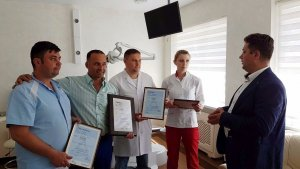 """Dent Pharm"" TM Este line received the certificate of conformity to ISO 9001:2015!"